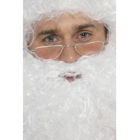 Santa Half Moon Specs - Fancy Dress (Christmas)