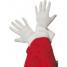 Santa Gloves - Fancy Dress (Christmas)