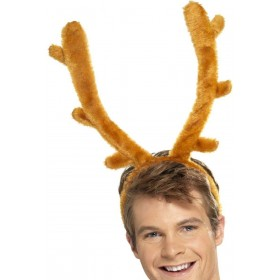 Stag Night Horns - Fancy Dress Mens (Hen & Stag)