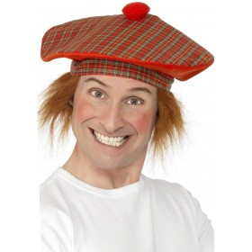 Tam-O-Shanter - Fancy Dress Mens
