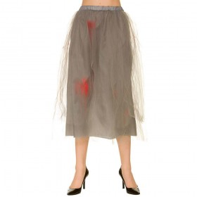 Zombie Skirt w/ Blood Accessory