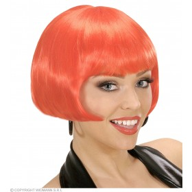 Valentina Wig - Red - Fancy Dress Ladies