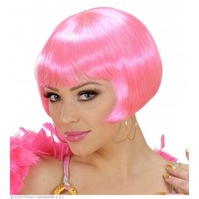 Valentina Wig - Pink - Fancy Dress Ladies