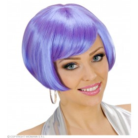 Valentina Wig - Purple - Fancy Dress Ladies