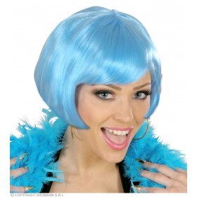 Valentina Wig - Light Blue - Fancy Dress Ladies