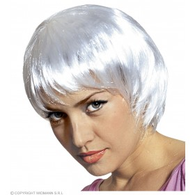 New Age Wig In Box 6 Colours Asstd - Fancy Dress