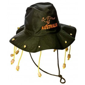 Adult Australian Outback Hat Fancy Dress Accessory