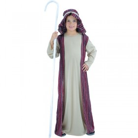 Boy'S Classic Nativity Shepherd Fancy Dress Costume