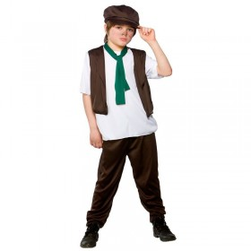 Boys Victorian Poor Boy Costume (Old English)