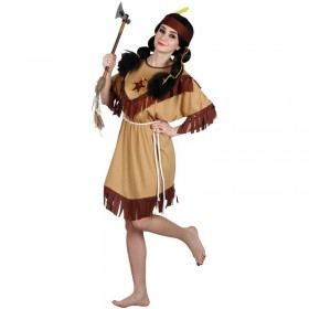 Ladies Native Indian - Budget Costume (Cowboys/Indians)