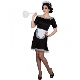 Ladies Classic French Maid - Budget Costume (French)