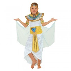Deluxe Cleopatra Fancy Dress Costume Girls (Egyptian)