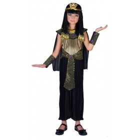 Queen Cleopatra Fancy Dress Costume Girls (Royalty)