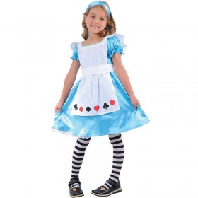 Storybook Alice Fancy Dress Costume Girls (Fairy Tales)