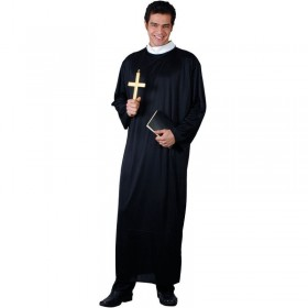 Father Father Fancy Dress Costume Mens