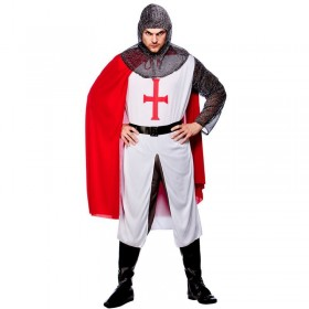 Richard The Lionheart Fancy Dress Costume Mens (Medieval)