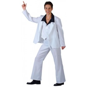 70'S Disco Fever Fancy Dress Costume Mens (1970S)