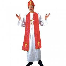 Holy Cardinal  Fancy Dress (Vicars/Nuns)