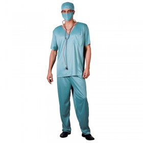 E.R Surgeon Fancy Dress Costume Mens (Doctors/Nurses)