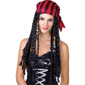 Buccaneer Beauty Fancy Dress Costume Ladies (Pirates)