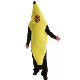 Barmy Banana Fancy Dress Costume (Food)