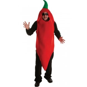 Vindaloo Chili Man Fancy Dress Costume