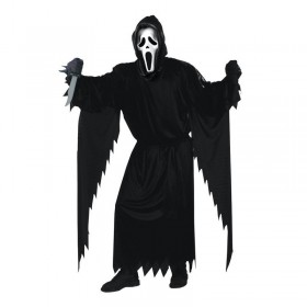 Scream 4 Costume (Adult One Size) Fancy Dress