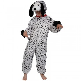 Kids Dalmation Costume  Fancy Dress (Animals)