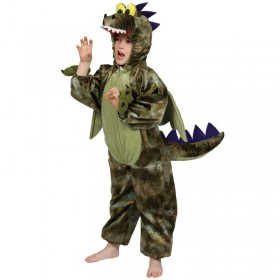 Kids Dinosaur Costume Fancy Dress (Animals)