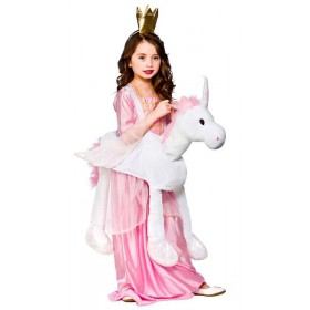 Unicorn - Ride On Fancy Dress (Animals)