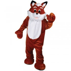 Fox Mascot Fancy Dress (Animals)