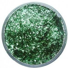 Glitter Gel - Bright Green 12Ml Fancy Dress - (Snazaroo)