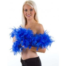 Supersoft Feather Boa 60Gm/1.7M - Fancy Dress Ladies