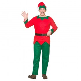 Christmas Elf One Size Costume