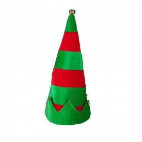 Elf Hat with Bells Christmas Hats