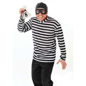 Burglar Fancy Dress Costume