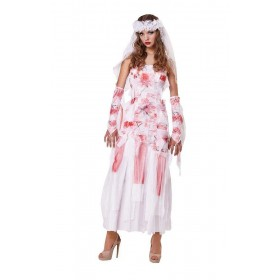 Grave Bride Fancy Dress Costume