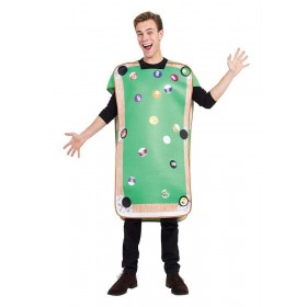 Pool Table Fancy Dress Costume
