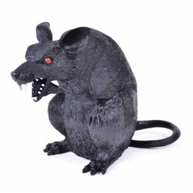 Rat Sitting Fancy Dress Accessory
