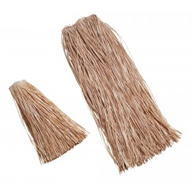 Grass Skirt. Adult 50Cm.Plain (Hawaiian Fancy Dress)