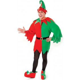 Elf / Santa Helper Fancy Dress Costume