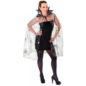 Spider Web Cape (Halloween Fancy Dress)