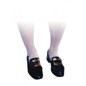Knee Socks. Adult. White Accessories
