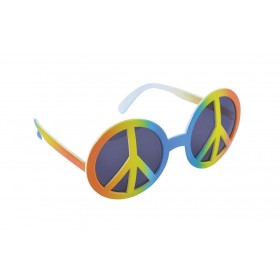 Rainbow Peace Glasses Glasses