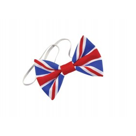 Union Jack Bow Tie. Cloth Accessories