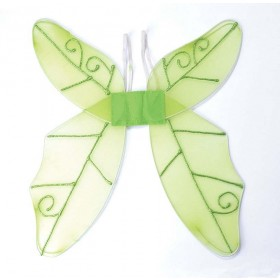 Butterfly Wings. Green Other