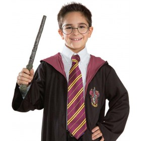 Childs Harry Potter Gryffindor Tie Fancy Dress Accessory