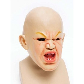 Baby Mask. Scary Masks