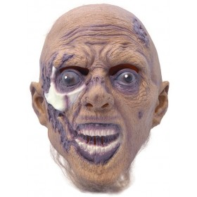 Adults Grave Riser Mask Halloween Fancy Dress Costume