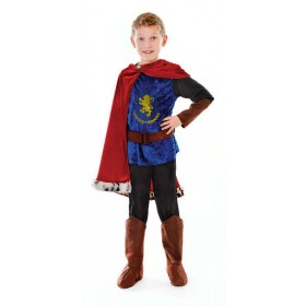 Boys Fantasy Prince Fairy Tales Outfit - (Multicolour)